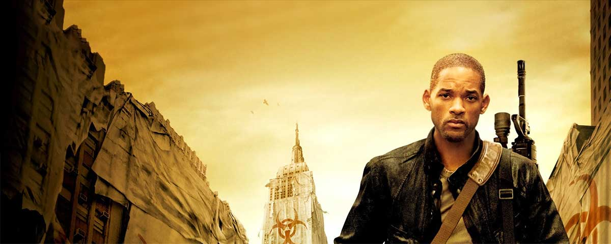 Movie quotes from I Am Legend