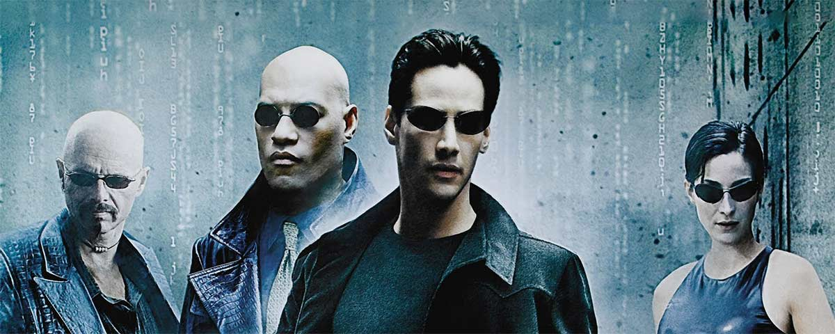 Movie quotes from Matrix
