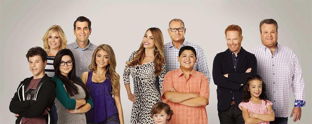 Series quotes from Modern Family