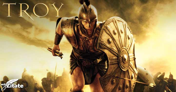 Movie quotes from Troy